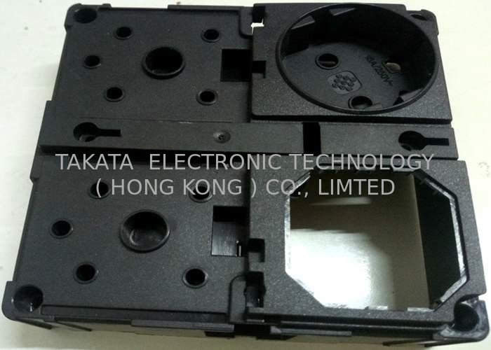 Socket prototype mold PC markolon 2405 Resin with special function exchangable inserts molds