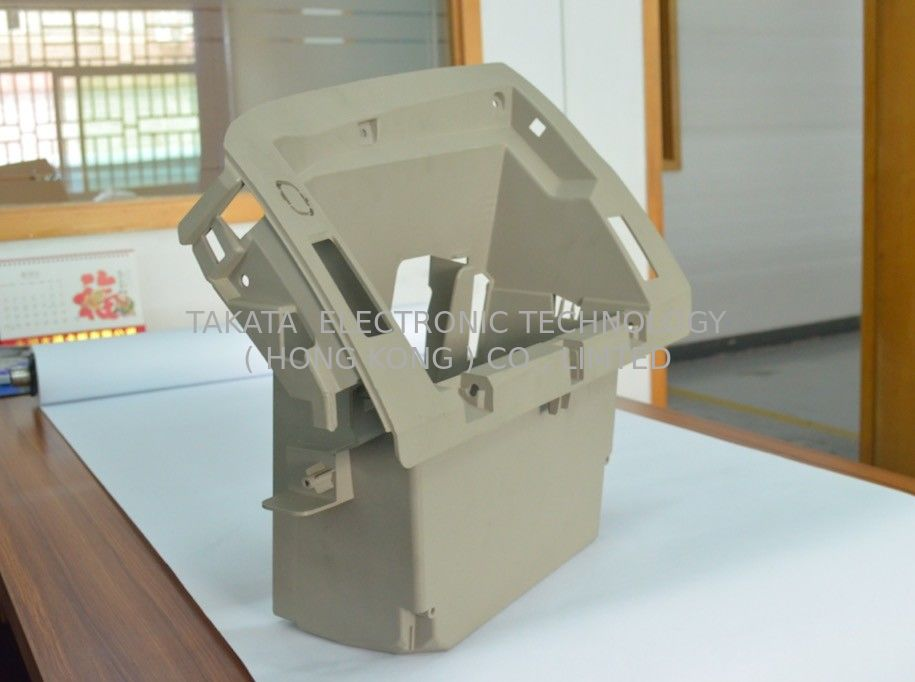 3D Drawing  0.01mm PMMA Auto Parts Mould