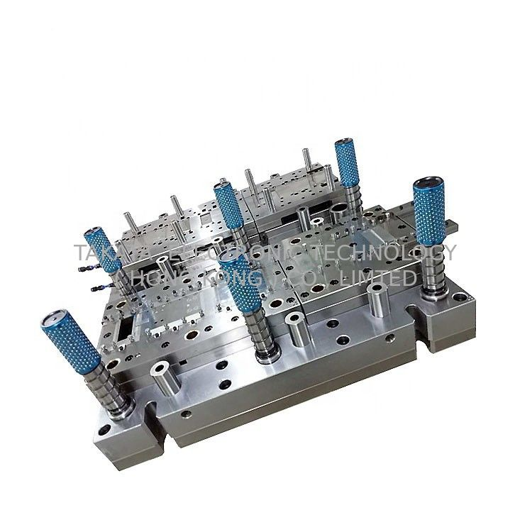 Progressive Stamping ADC12 HRC45 Metal Press Mold