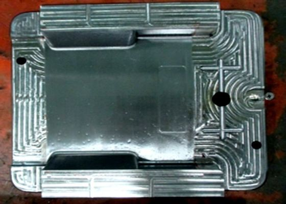China High polish Automotive Injection Mold LCD housing with high gloss surface factory