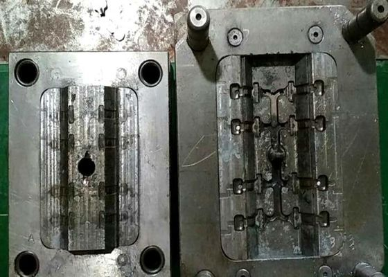 China Multi cavities die casting mold for electrical socke , multi cavities mold distributor