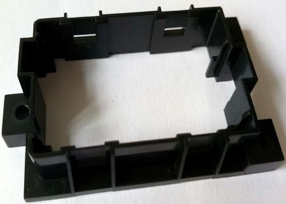 China Internal body of Door module automotive plastic components Black Color factory