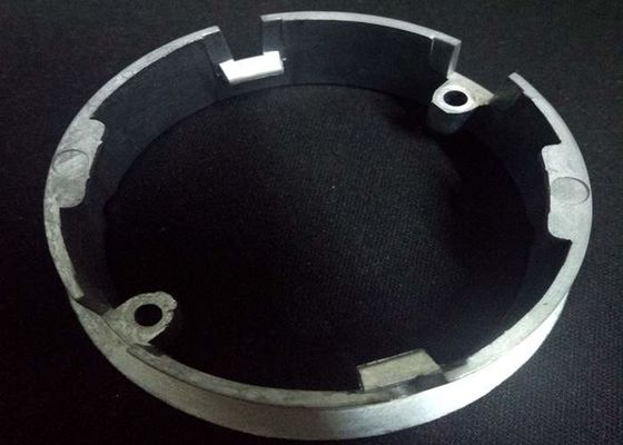 China Socket Panel Metal Injection Molding for socket decoration ring factory