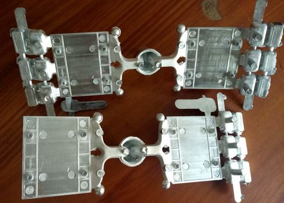 China Small socket cover Metal Injection Molding zinc alloy 3# Material distributor